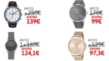 Black Weekend de relojes TOP en Amazon