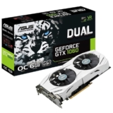 Asus Dual GeForce GTX 1070 OC 8GB solo 362€
