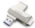 Pendrive metálico Eaget F70 USB 3.0 128GB solo 13,7€