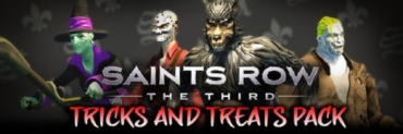 Pack Tricks & Treats para Saints Row: The Third GRATIS