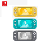 Nintendo Switch Lite solo 199€