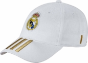 Gorra con visera Real Madrid