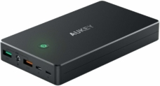 Aukey power bank 20000mAh solo 18,9€