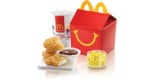 McNuggets GRATIS con un Happy Meal
