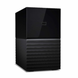 WD My Book Duo de 4TB solo 104,9€