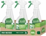 Pack de 3 Seventh Generation Spray limpiador Multiusos 500ml solo 7.5€