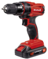 Taladro sin Cable Einhell solo 35.9€