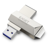 Pendrive metálico Eaget F70 USB 3.0 128GB