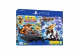 Sony PlayStation 4 – 1TB + Crash Team Racing + Ratchet & Clank solo 249,9€
