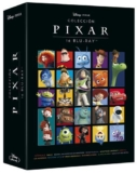 Pack Pixar Blu-Ray solo 54,5€