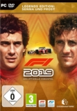 F1 2019 Legends Edition PC solo 19,9€