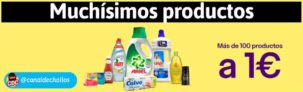 100 productos de super en Ebay