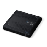 WD My Passport Wireless Pro – Disco duro externo portátil de 3 TB (con Wi-Fi AC, SD y USB 3.0)