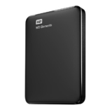 WD Elements Portable (Recertified) 1TB